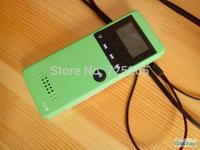 Lossless Music Player WAV FLAC APE MP3 WMA Stereo FM Recording  4 -16G 1500mAH Battery 200H Playback HIFI Audio