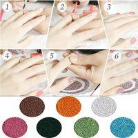 12 Colors Mini Beads 3D/UV Gel Nail Art Acrylic System Decorations Nail Art Tips Tools#61898