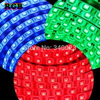 Chrismas Decorate 5M 500CM 5050 SMD LED Strip Lights 300 LEDS Flash 60 LED/Meter, Warm/Cool White/RGB/Blue/Green/Red, 5050-300D
