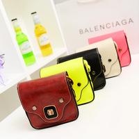 Candy bags wholesale new vintage handbag manufacturers Korean single diagonal shoulder small bag mini bag piggy bag