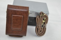High quality Original Leather Camera Case Bags for Leica D-LUX6 D6 Fashion Stylish Cameras Bag Holster