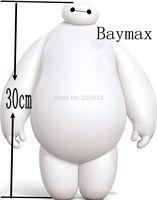 1 PCS 30cm Big Heros 6 Baymax Plush Doll ,Big Hero 6 Baymax Frozen Olaf Snowman Plush Toys For Kids Christmas Gift