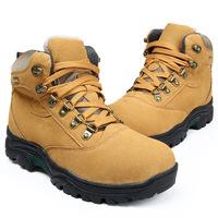 Waterproof Shoes Outdoor Hiking Boots 2014 Warm Fur Mens Boots Ankle Winter Shoes Botas Masculinas botas de agua