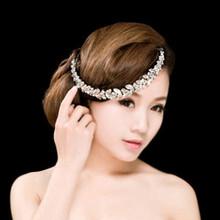 Free Shipping New Crystal Rhinestone Bridal Jewelry Wedding Hair Accessories Headband