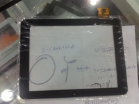 8 inch tablet capacitive touch screen, external screen / QSD E-C8008-01-A
