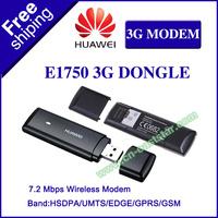 Huawei E1750 Brand New Original ultra slim USB modem HSDPA USB wireless card with SD Slot  7.2 Mbps unlocked dongle ES-1220E