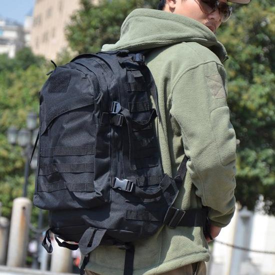 Unbranded Nylo #HW03002 Outdoor Sport Vintage Hiking Rucksack Bag