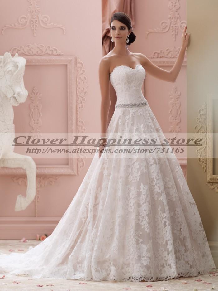 Buy vestido de festa longo sexy elegant for Country style lace wedding dress
