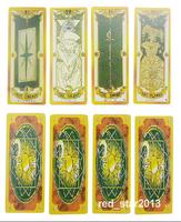 brand 52&55 Card Captor Sakura Magical Clow Cards Captor Cosplay
