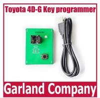 4D-G key programmer for Toyota-G adapter chip programming tool 4D-G key reprogram machine for toyota 4D-G chip adapter socket