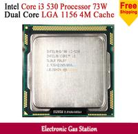 Original Processor for Intel Core i3 530 Dual Core 2.93GHz LGA 1156 4M Cache HD Graphics Desktop CPU