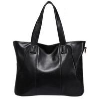 2014 Casual Women Large Capacity Shopper Bag Quality Leather Shoulder Bag Messenger Bags Lady's Handbags Bolsas Femininas