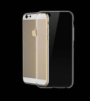 New 0.8mm Ultrathin HD Clear Protective Cover Case for Apple iPhone 6 Plus 5.5'' Inch Back Protective Cover Case free shipping