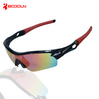 Mountain bike glasses Men belt frame myopia outdoor polarized bicycle ride goggles