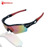 Mountain bike glasses Men belt frame myopia outdoor polarized bicycle ride goggles