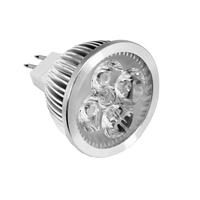 4W LED 50W Halogen 12V MR16 Down Light Bulb Warm White For Studio Home