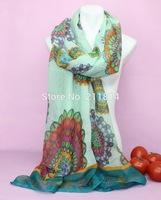 20 colors available Women bufandas Beach Wear 2014 New Fashion Autumn Summer Beach Wrap Shawl For Woman