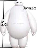 1 PCS 30cm Big Heros 6 Plush Benecos Doll, Big Hero 6 Baymax Frozen Olaf Snowman Plush Doll Baby Soft Plush Toys For Kids Gift