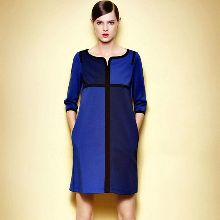 Женское платье Brand New Vinatge 216ZA98177
