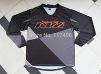 KTM Motocross Jersey for MTB ATV MX DH Men Motorcycle Motocross Jersey Mountain Dirt Bike Bicycle Cycling Jersey Shirt