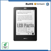 Kobo Touch eReader N905,N905A 2GB 6'' Touchscreen , with packaging(not original) & data line , 95%new,100% perfect condition