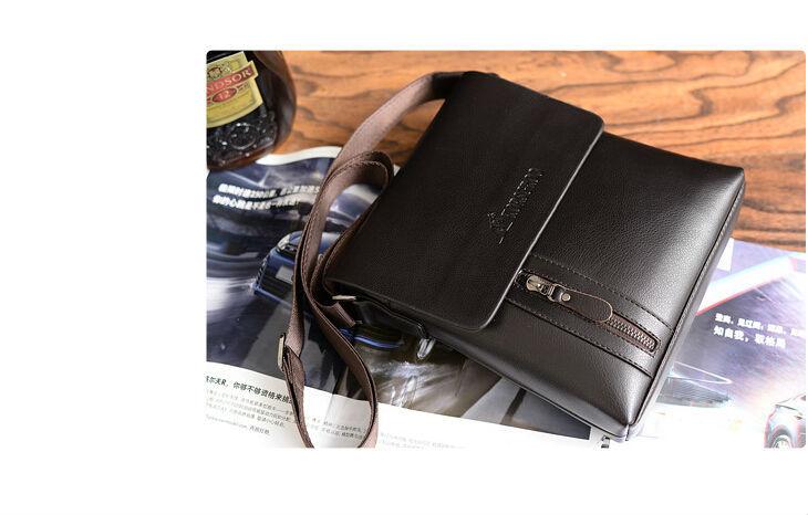 Новая коллекция KRG кенгуру мужчины сумки, Мужчины повседневные изделия из кожи винтаж сумка, Конструктор человек бренд небольшой кроссбоди сумка