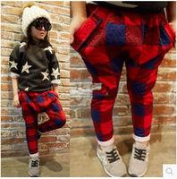 wholesale new 2014 The latest Fashion elastic waist pants casual pants all match harem pants