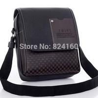 2014 New hot sale PU Leather Men Bag Fashion Men Messenger Bag  shoulder Bags free shipping