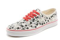 Cartoon Character Printed Canvas Shoes  Skate Shoes Skateboard Shoes