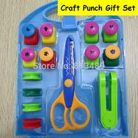 scissor crafts punch set paper scrapbooking punch cortador de papel de scrapbook paper cutter furador de eva sacabocados S579