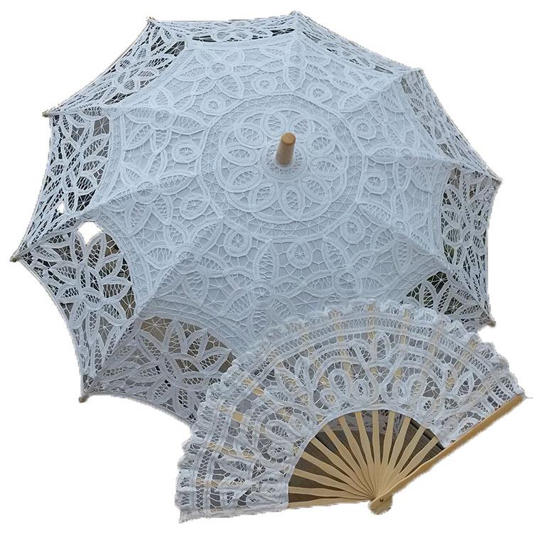 vintage pizzo ombrello sombrinhas Casamento guarda chuva Casamento mariage ombrello da sposa matrimonio ombrellone arredamento fan