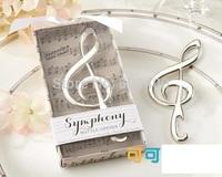 Musical  Bookmark Wedding Favors