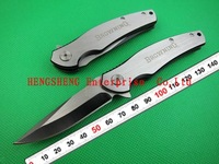 NEW OEM Browning Folding Knife Pocket Hunting Knife Tactical Survival Knives 5Cr13Mov 58HRC Full steel Outdoor Tools