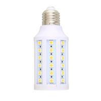 1pcs lighting angle of 360 Bulb Lamp E27 220V 5050 60LEDs SMD LED Energy Saving Corn Light