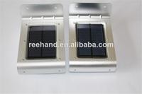 5pcs Solar Wall Light Home/Outdoor/Garden/Path/Yard 16 LEDS Light With Motion Sensor + freeship