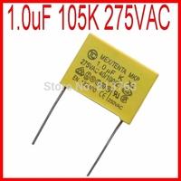 250VAC 275VAC 105K 1UF ( 1.0uF K X2 ) Safety Capacitor