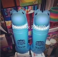 water bottle shaker Sharks children suction cup sports water bottle travel mug 500 ml Creative Living