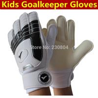2014 Good Children Football goalkeeper gloves,Non-slip Football gloves,goaliehand sleeve,high quality soccer goal-keeper