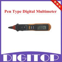 New Pen Type Digital Multimeter PEN TYPE METER Test Tool  Multimeter Pen-type Free Shipping
