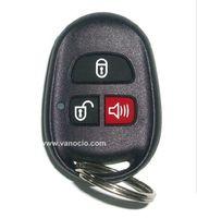 Hyundai Rohens Coupe 3 button remote key 433mhz