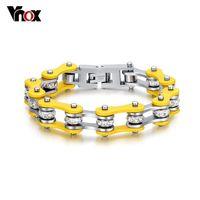 Cool bike chain bracelets for women stainless steel  bracelets bangles women  jewelry for Christmas Gift    BR-089
