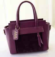 Fall/winter 2014 new Korean fashion Scrubs wave bag lady bag shoulder handbag baodan foreign trade handbags wholesale