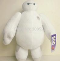 30CM=12inch 2014 New Marvel Movie Big Hero 6 Plush Big Hero 6 Baymax Robot Plush Toy Stuffed Doll for Baby Gift