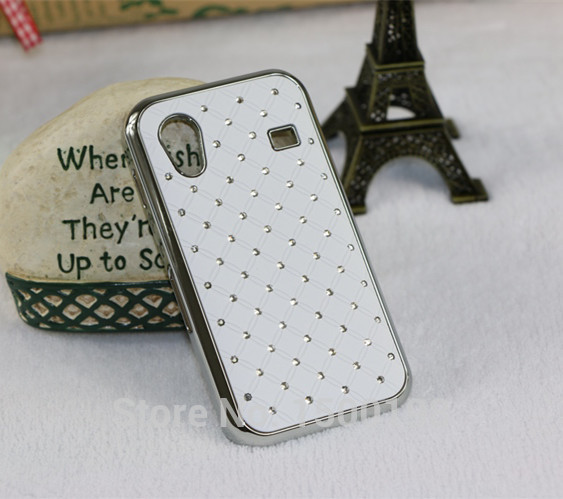 For Samsung Galaxy Ace S5830 S5830i Mobile Phone cases Bling Stars Crystal Rhinestone Diamond Case Protector Phone Cover(China (Mainland))