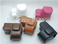 High quality Camera Holster Card Case Cameras Bag for Sony NEX-5R 5T Dedicated