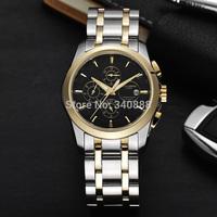 Men's watches automatic mechanical watch men watch waterproof luminous stainless steel 2014 new wrist watch