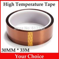 1PC 30MM*33M Gold BGA Tape High Temperature Resistant Tape