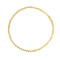 fashion necklaces for women 2014  stainless steel gold necklace for women  jewelry wholesale