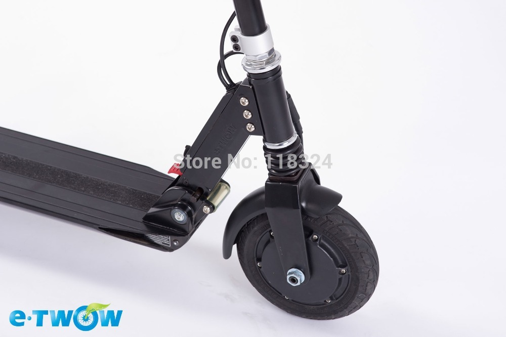 Free Shipping 8 5 AH E Twow Second Generation Electric scooter Electric bicycle lithium battery electric