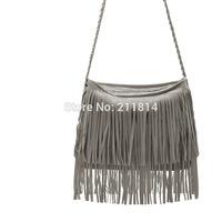 2014 New High Quality Women Handbag Tassel Crossbody Bags Shoulder Bag Women Messenger Bags Designer Handbags